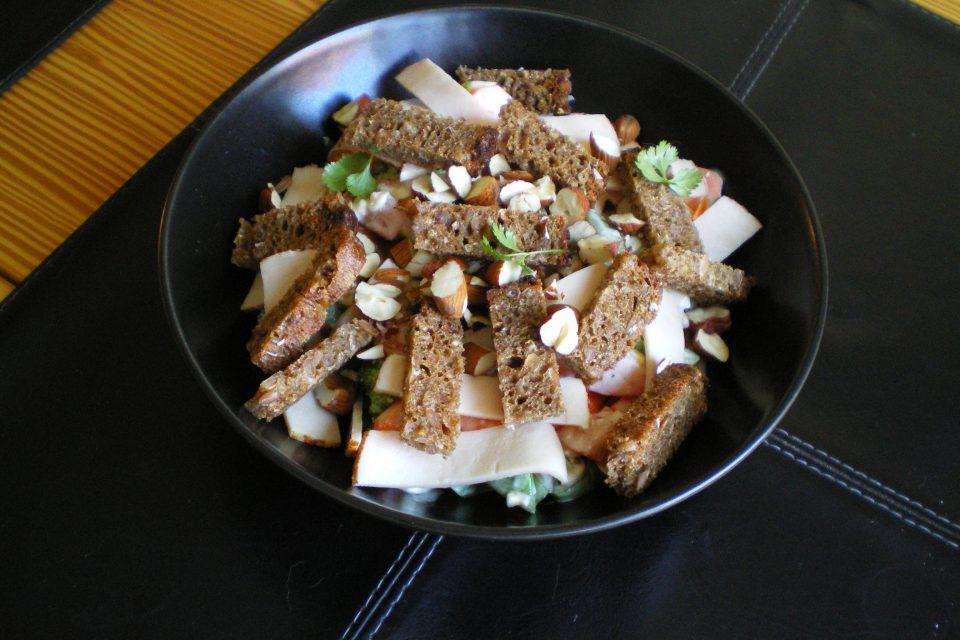Frokostinspiration #1: vend frokosten på hovedet