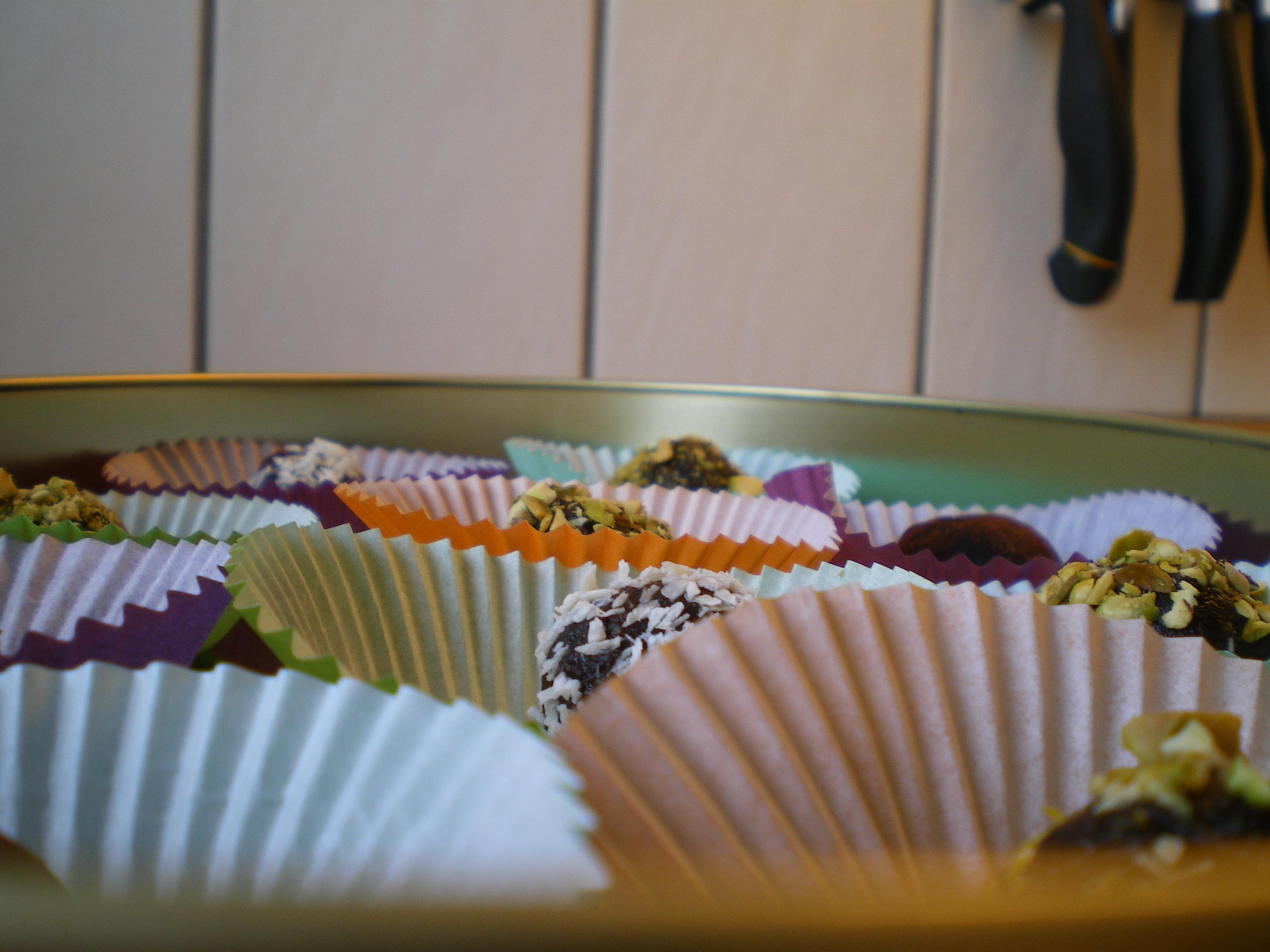 Sund konfekt - sveskedelights med nødder og tørret frugt