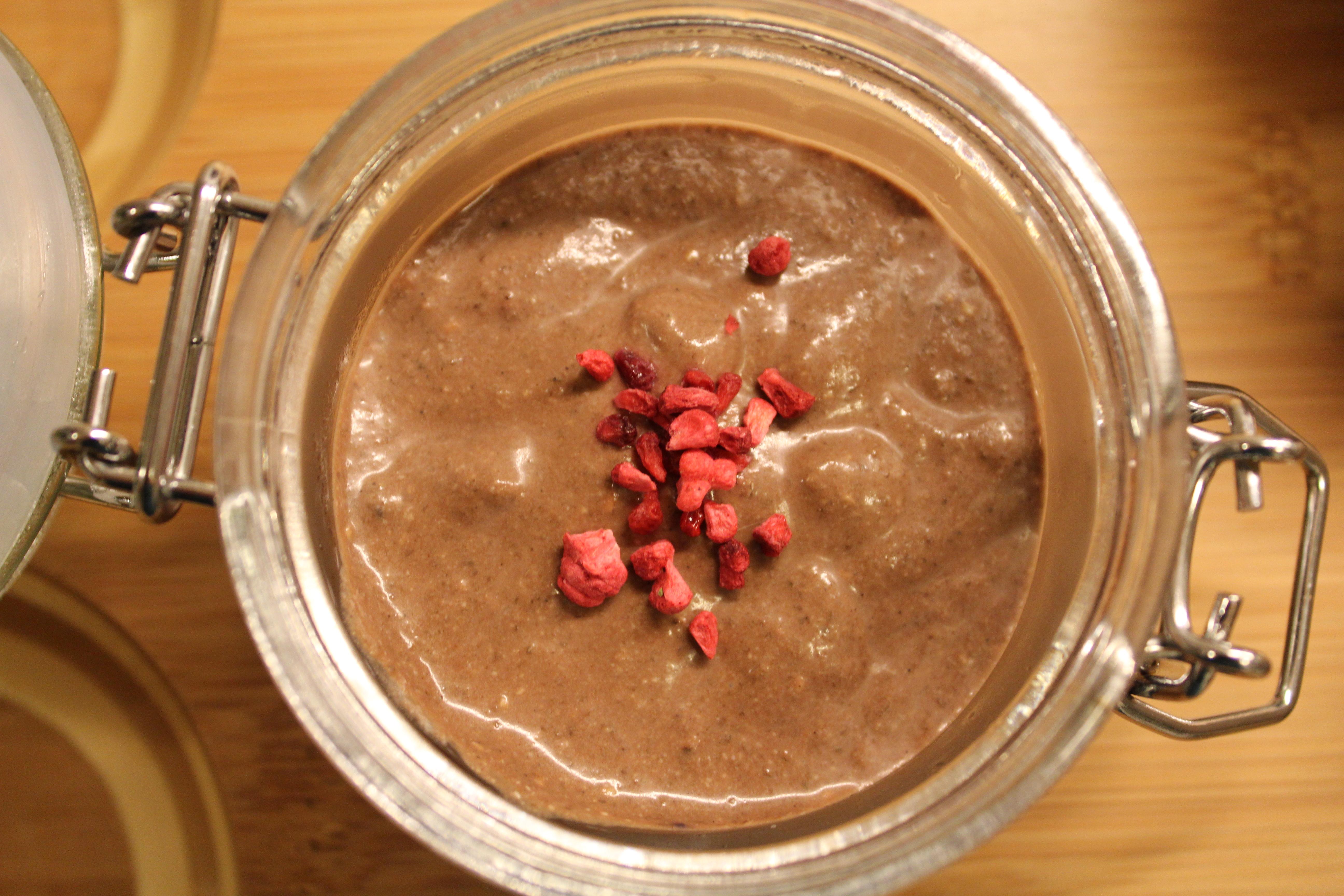 Chia chokolademousse