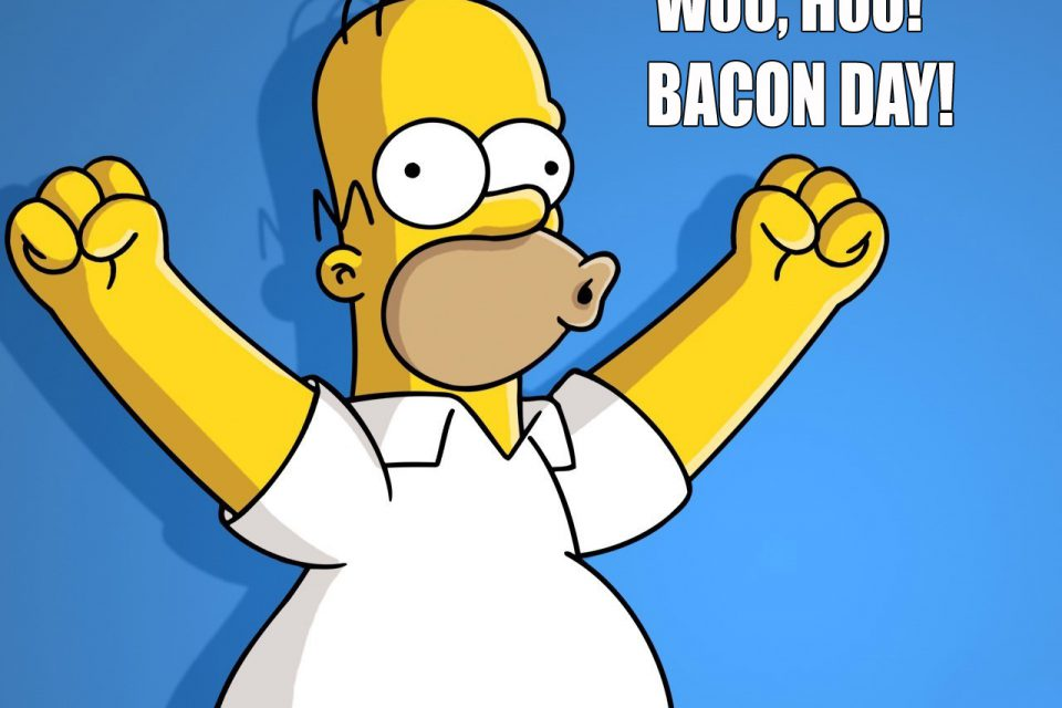 Homer Simpson_Bacon