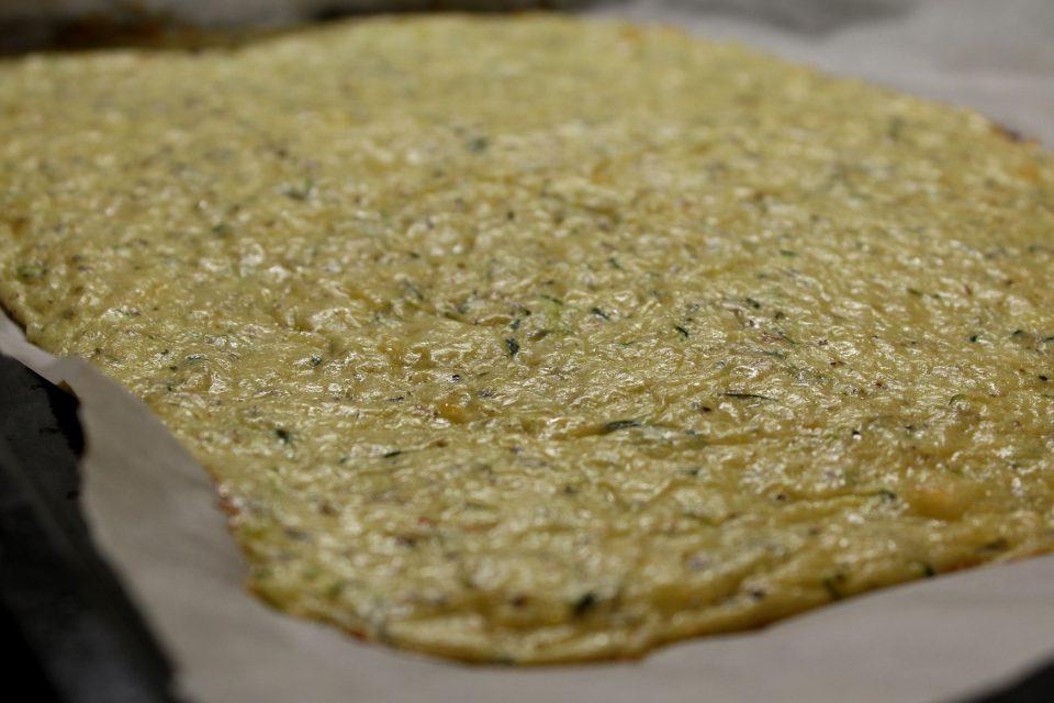LCHF-pasta med squash