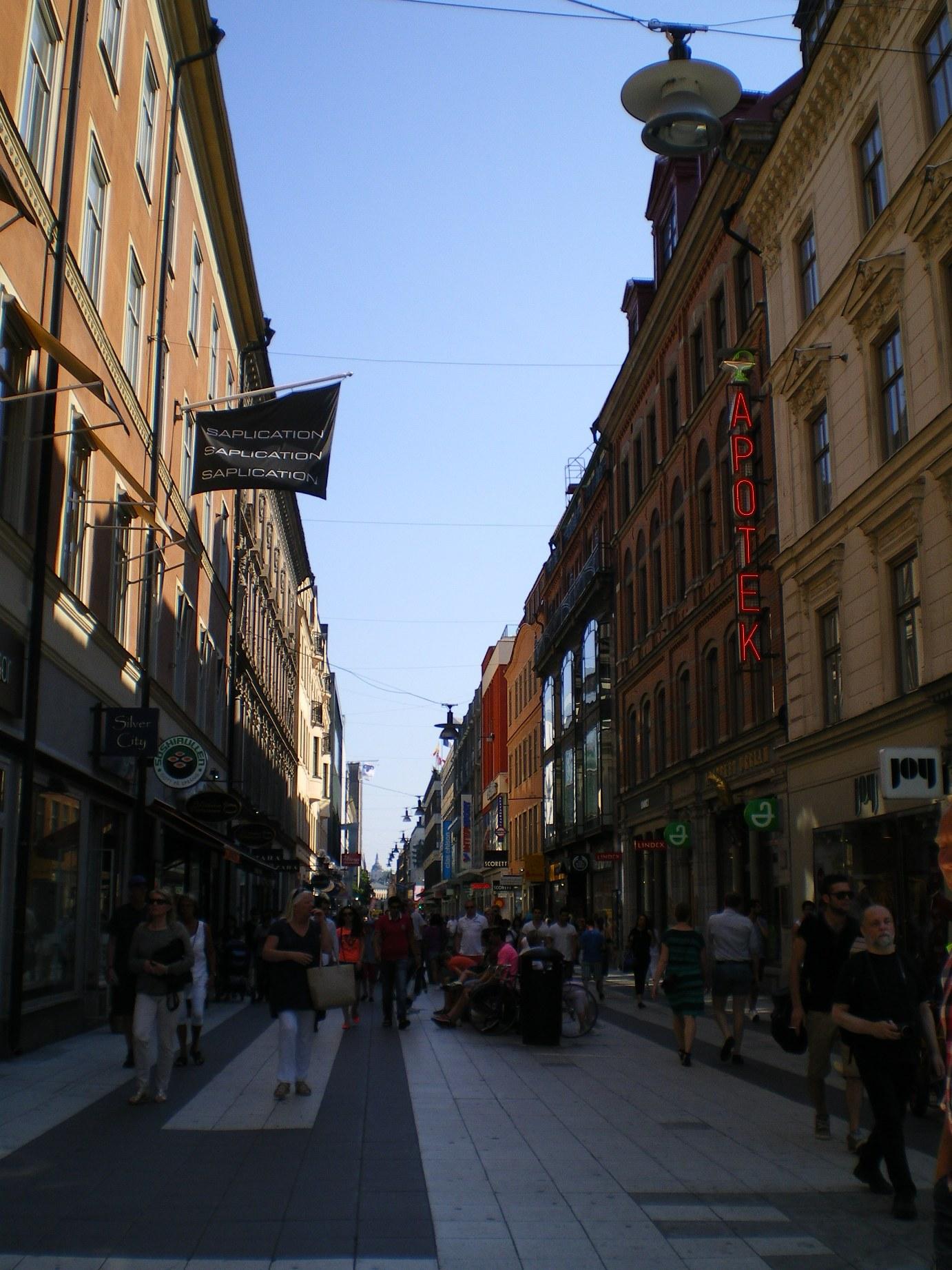 Drottninggatan_Stockholm