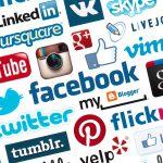 De dér sociale medier…