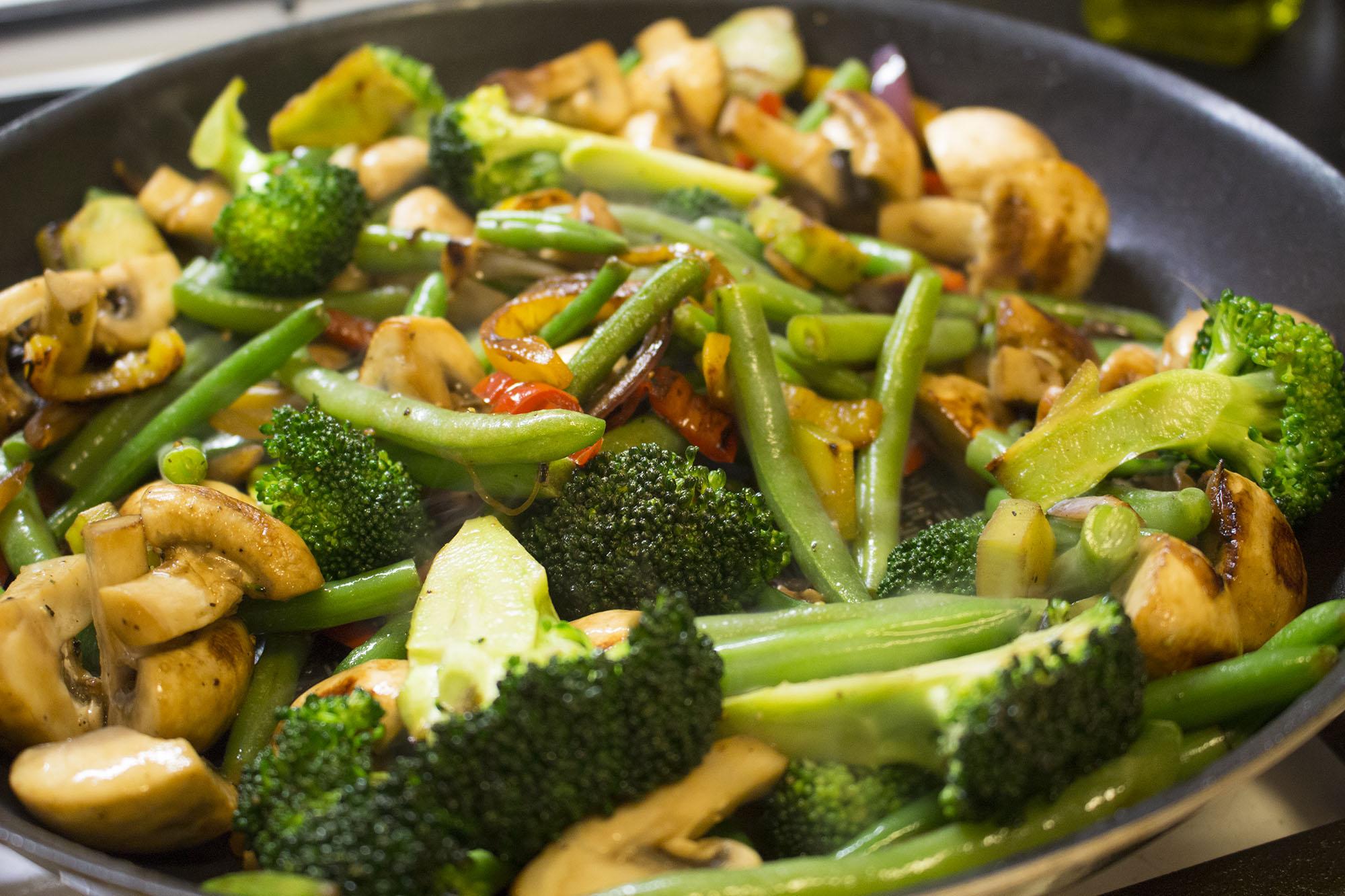 broccoli stegt
