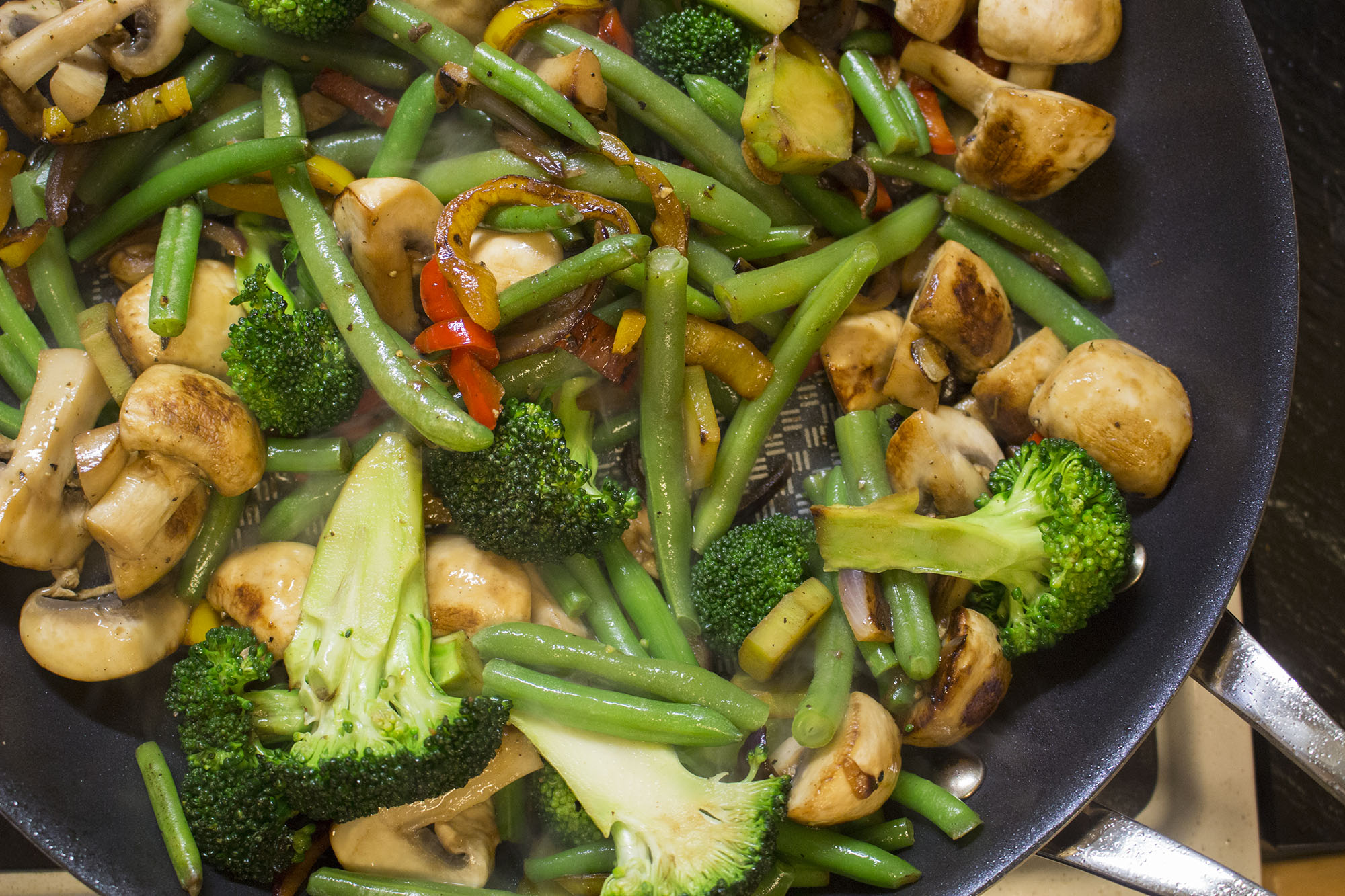 Smørstegte Grøntsager Fru Kofoeds Køkken