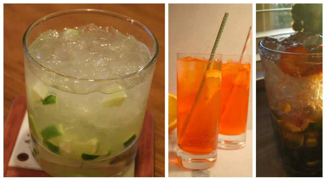 5 sommerdrinks