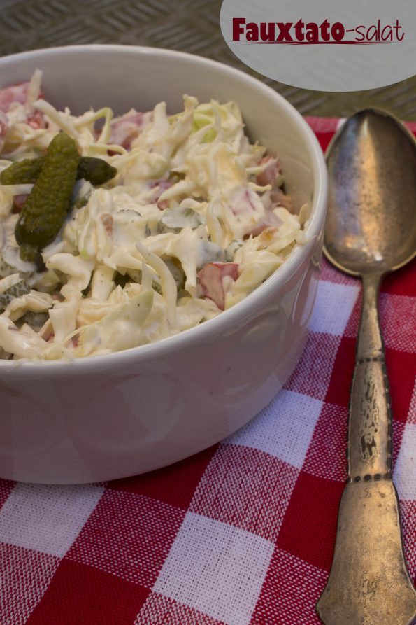 Fauxtato-salat
