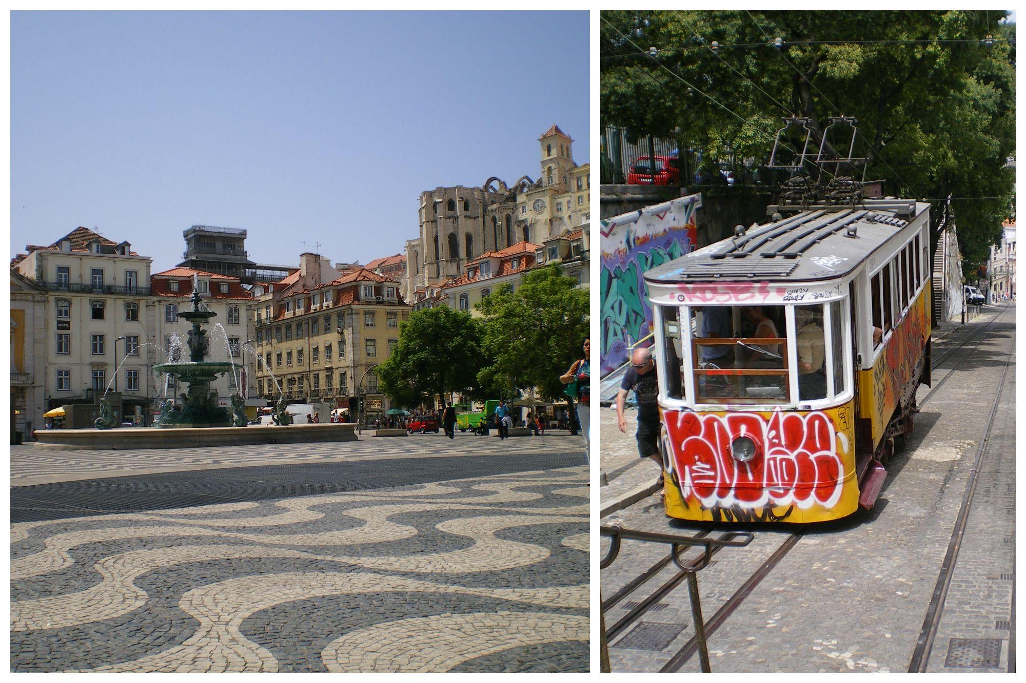 Lissabon_Rossio_Sporvogn