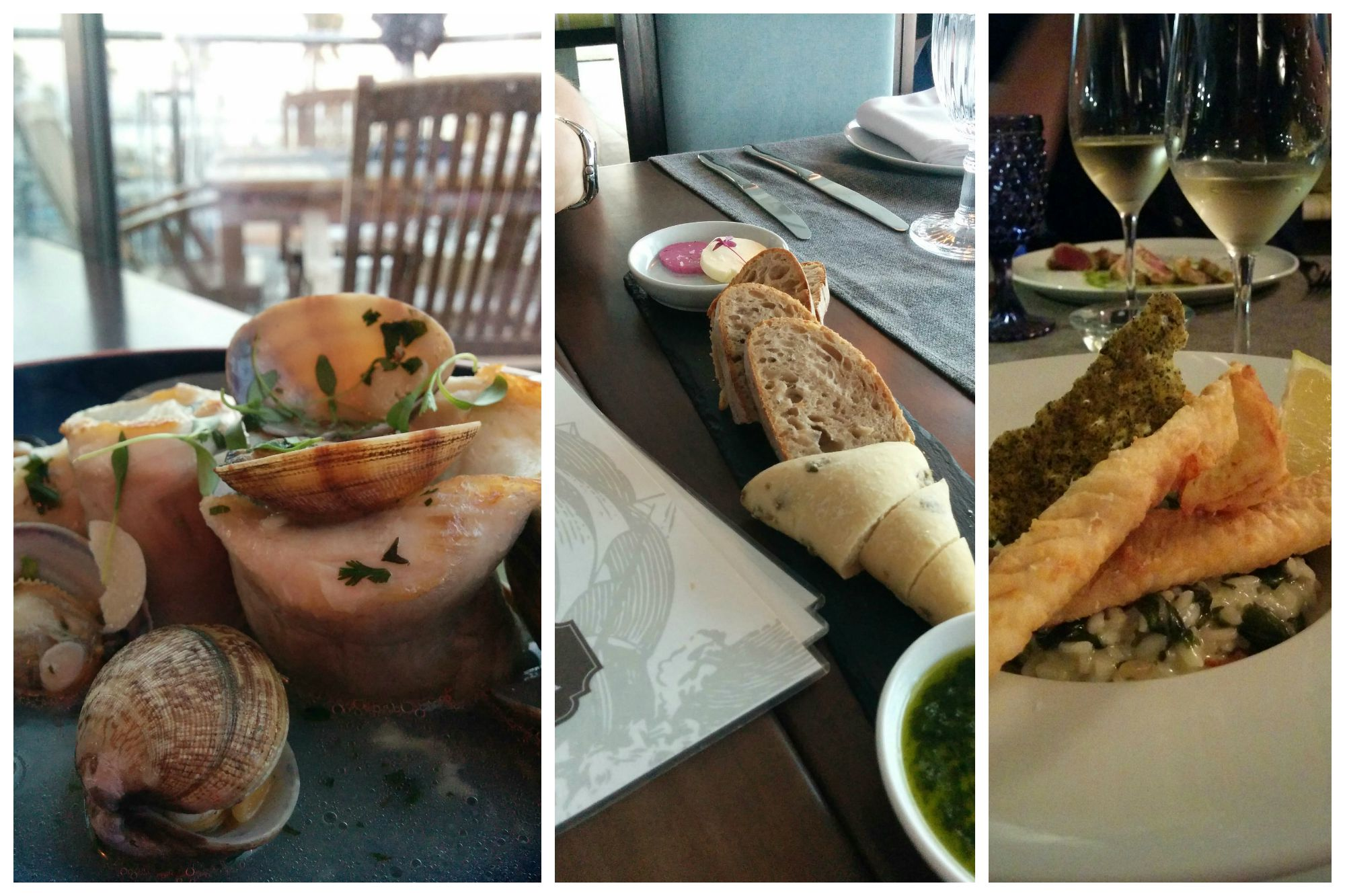 Maria Pia Seafood Lounge