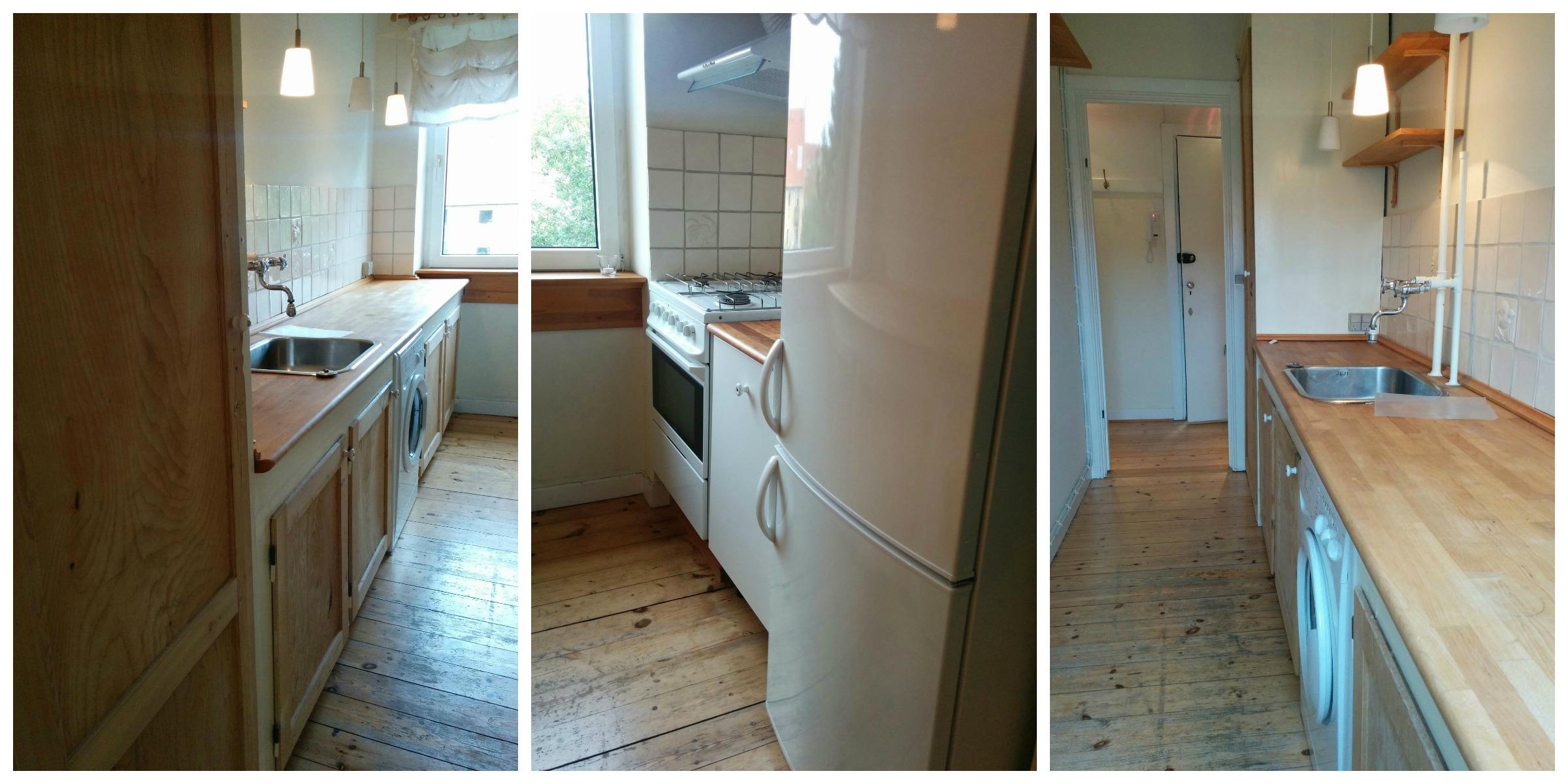 Fru Kofoeds nye Køkken_Collage