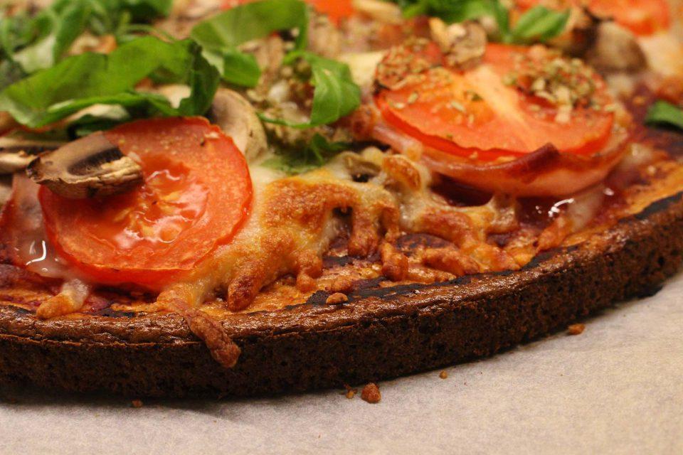 Fathead pizza Margherita
