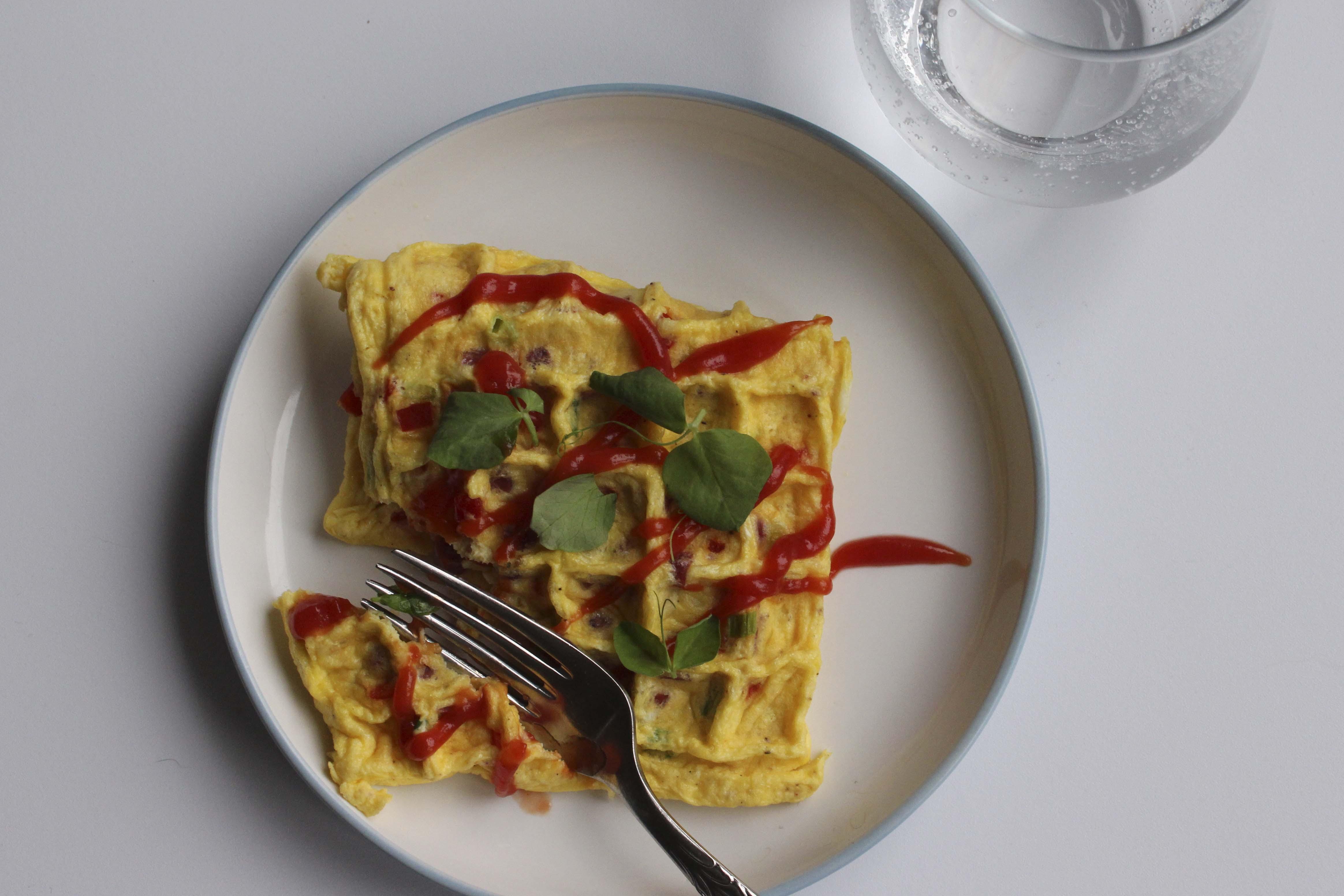 Omeletvaffel