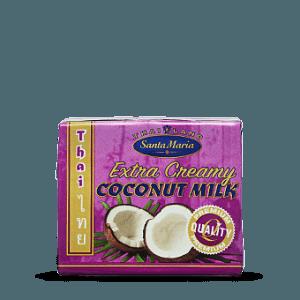 Santa Maria Extra Creamy Coconut Milk