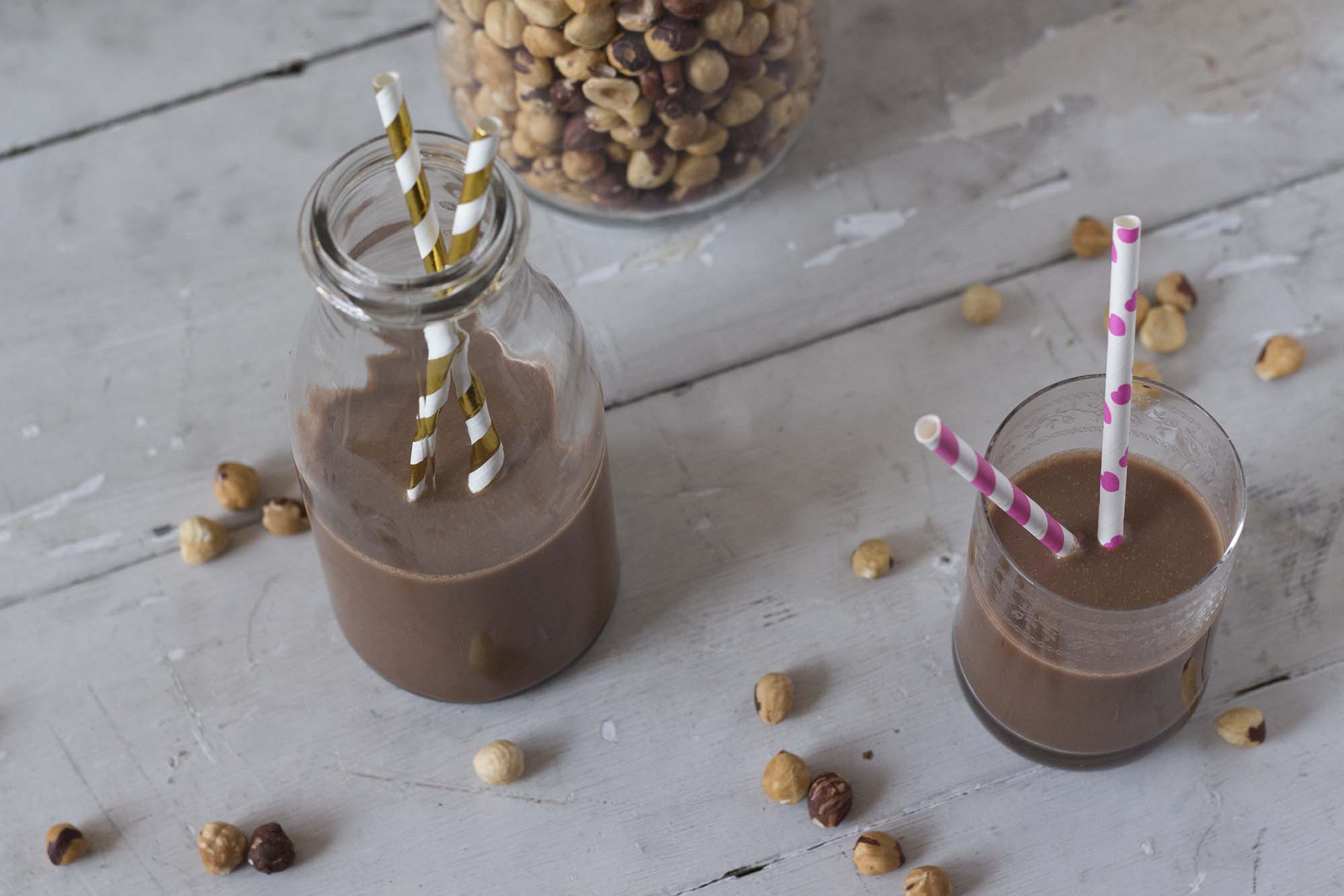 Nutella-mælk