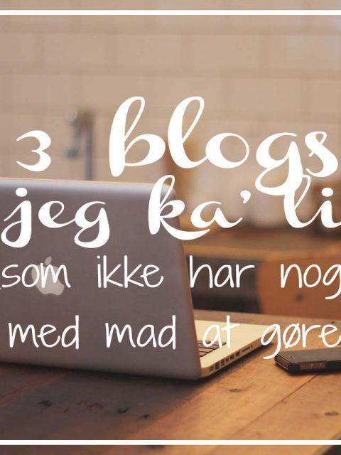 3 blogs jeg ka li
