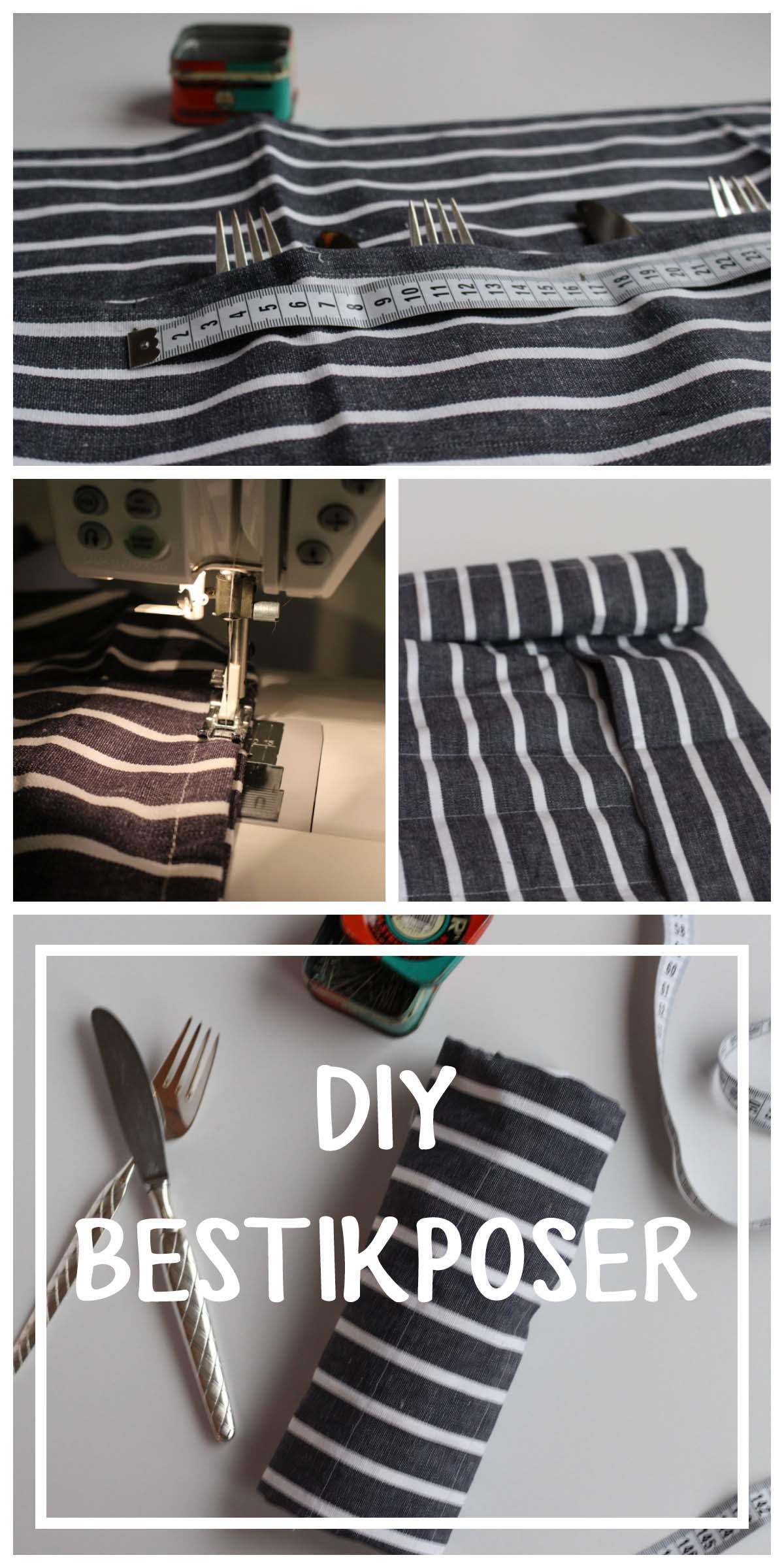 DIY Bestikposer