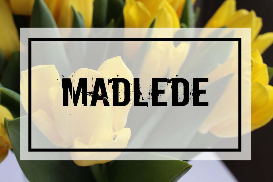 Madlede
