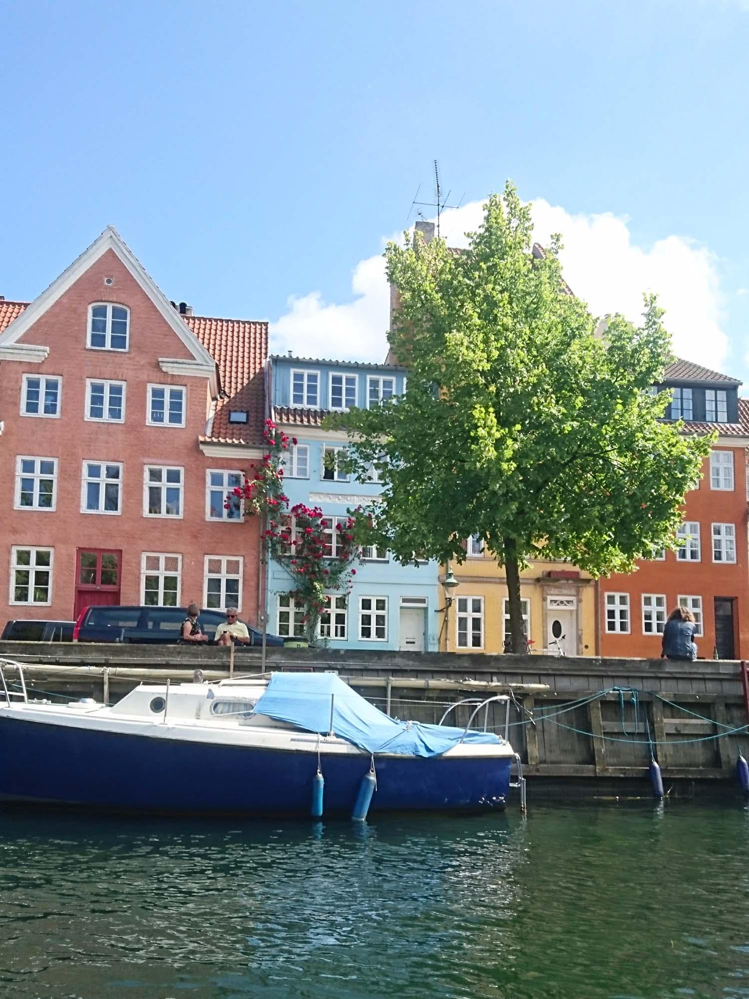 Sommerdag i København