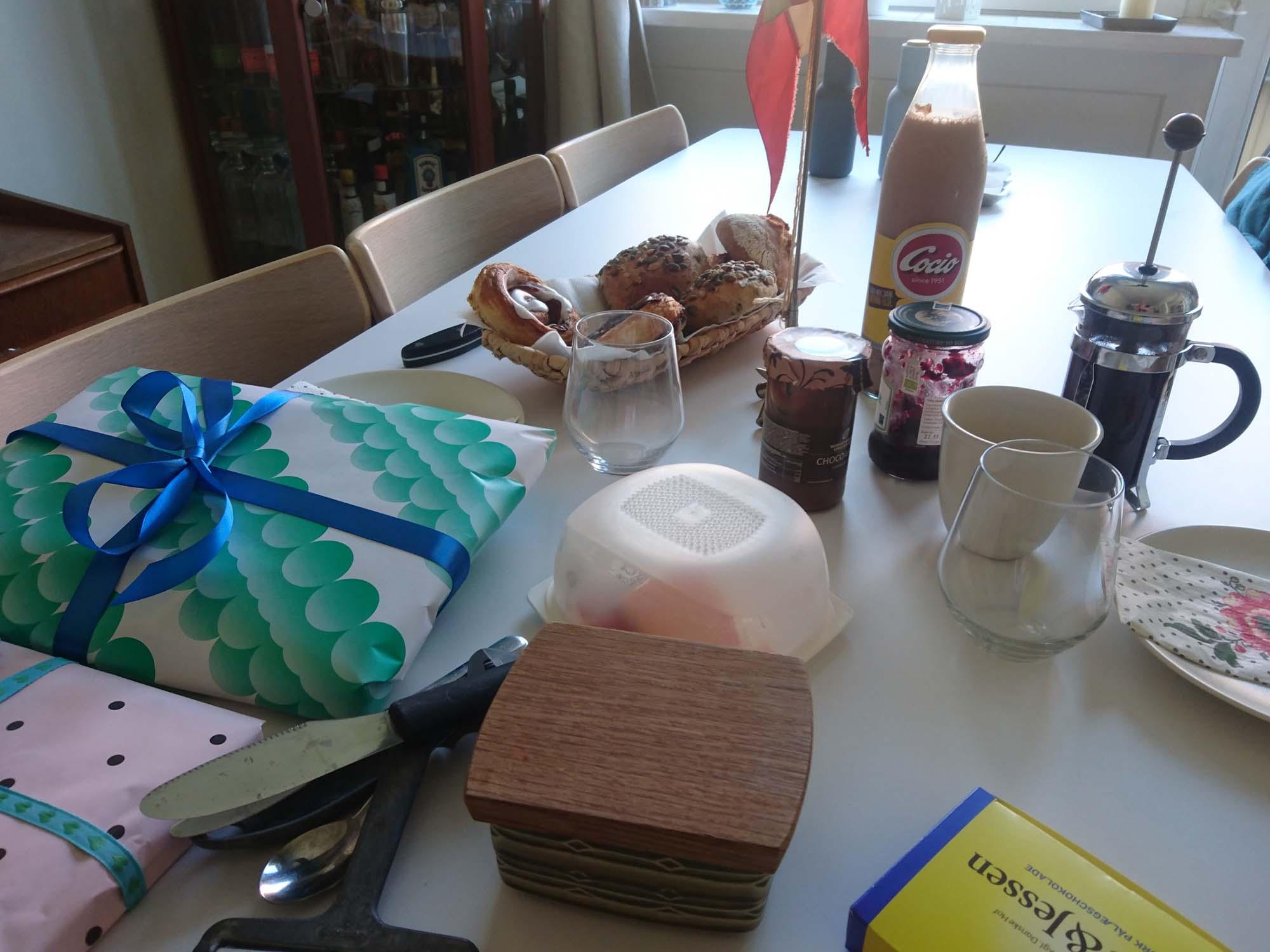 Staycation uge 1_Fødselsdagsmorgenbord