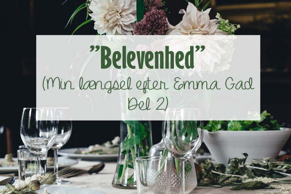 Emma Gad_Belevenhed