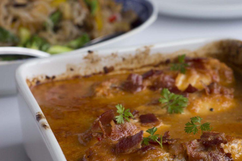 Torsk i curry