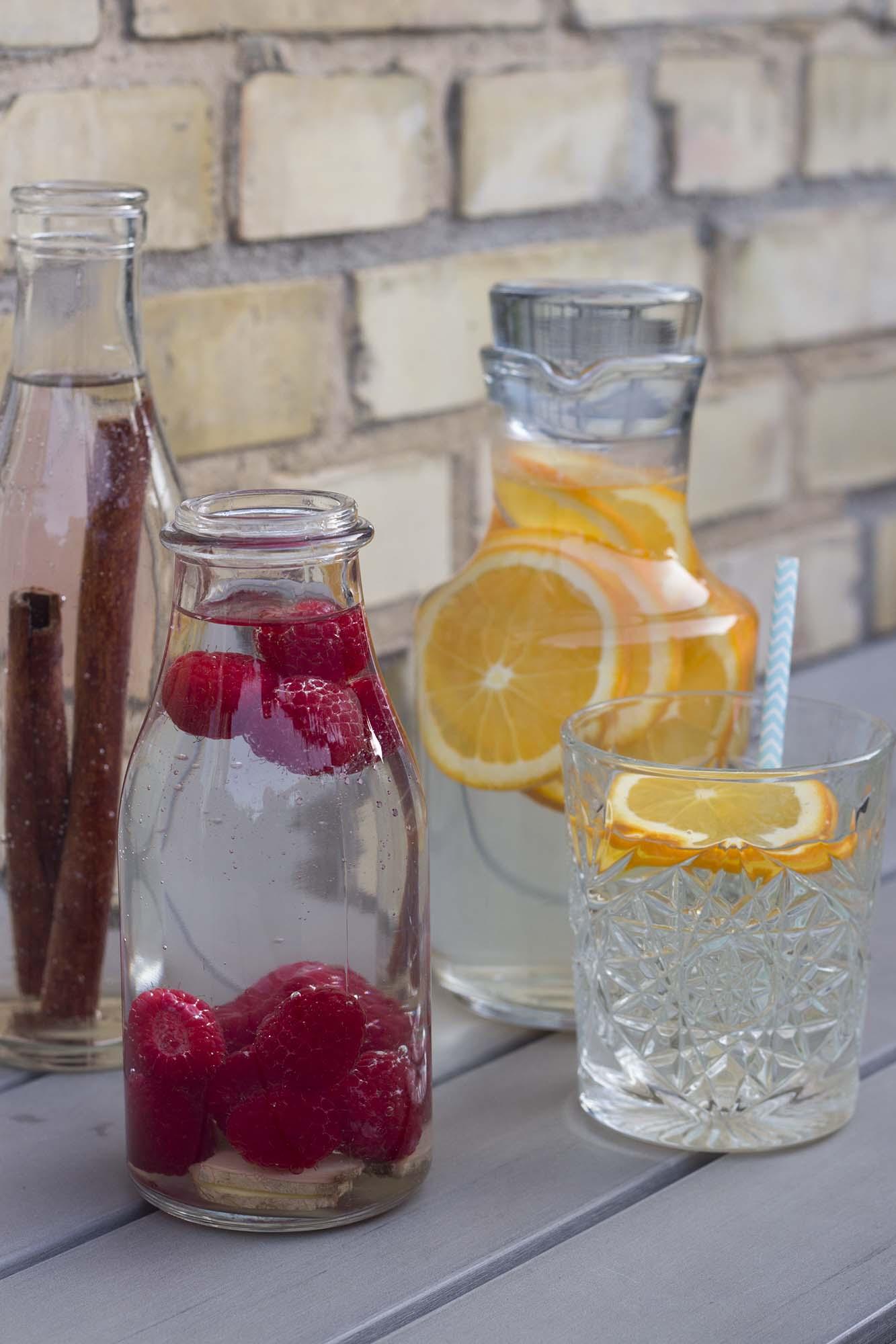 Vand med smag