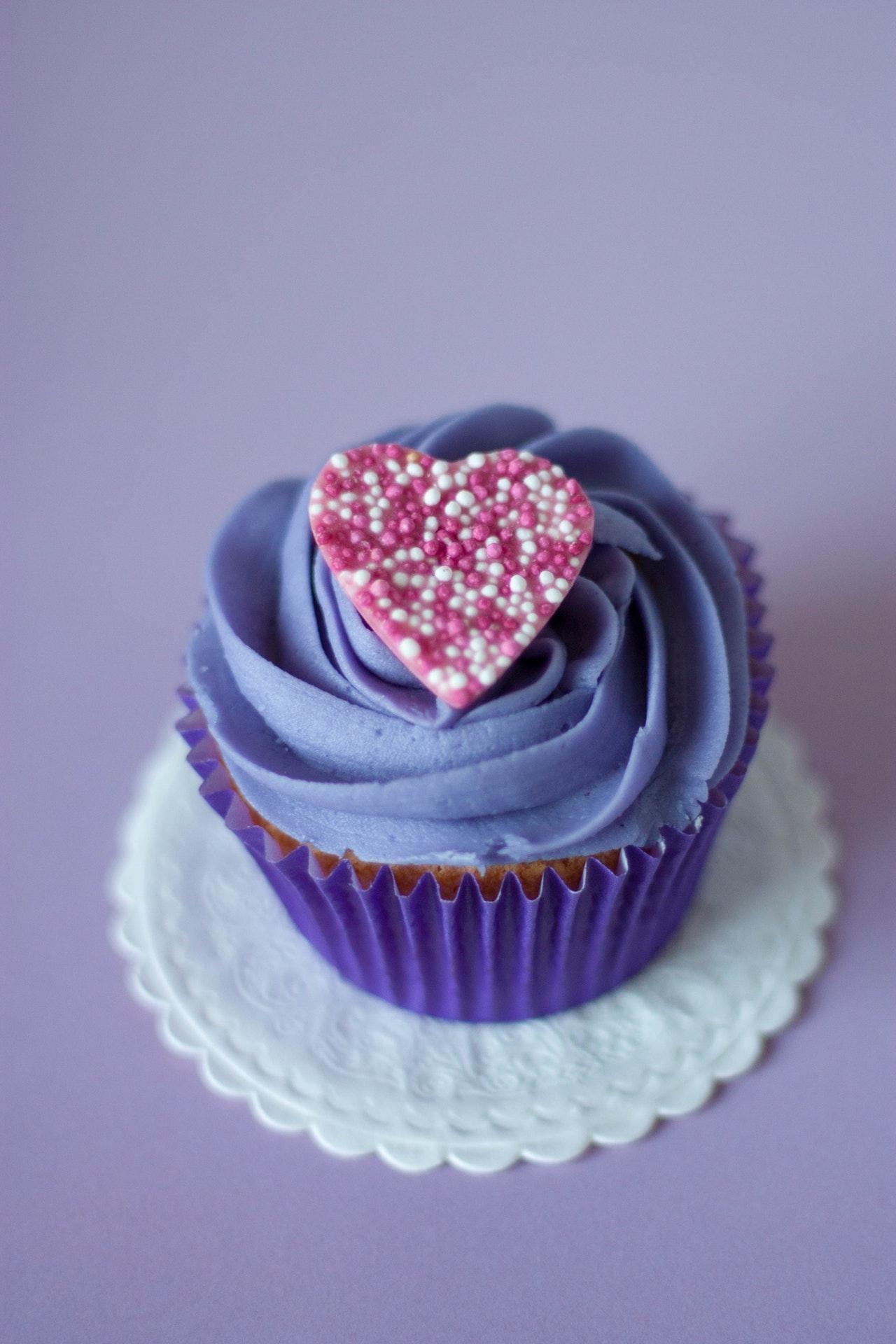mad underholdning cupcake